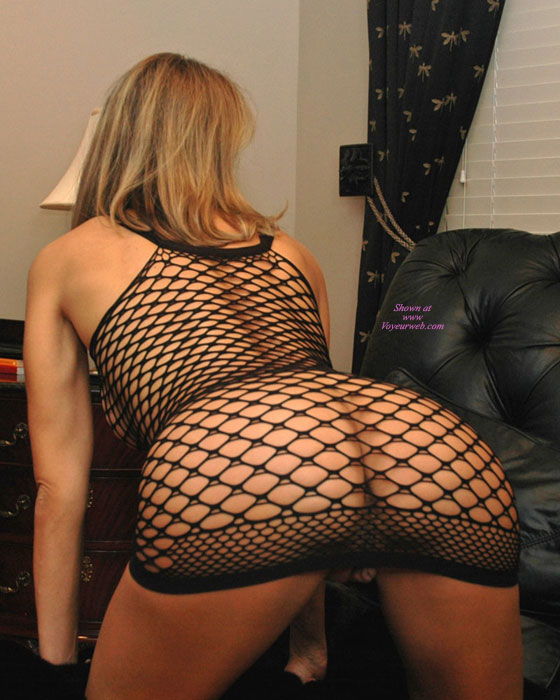 Hot Milf Ass - Milf, Hot Wife , Fishnet Wifi, Hot Milf Ass Shot, Black Fishnet Dress, Bottoms Up