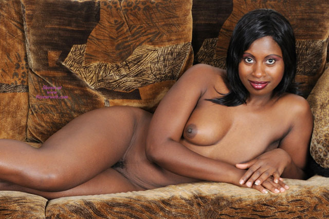 Pic #1Eve On Her Couch - 2
