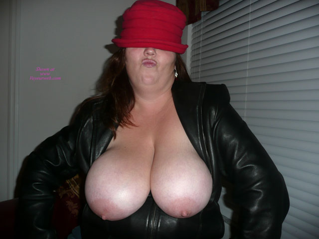Huge Boobs Hanging Out Of Leather Jacket - Huge Tits , Wife Exposing Her Large Tits, Balloon Boobs, Very Huge Tits, Huge Hanging Tits, Very Large Aerolas, Plumb Tits, Huge Boobs, Tits Out Of Jacket