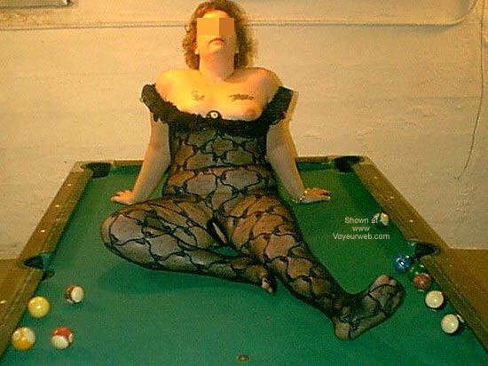 Pic #1 OzGal (BBW) Game of Pool