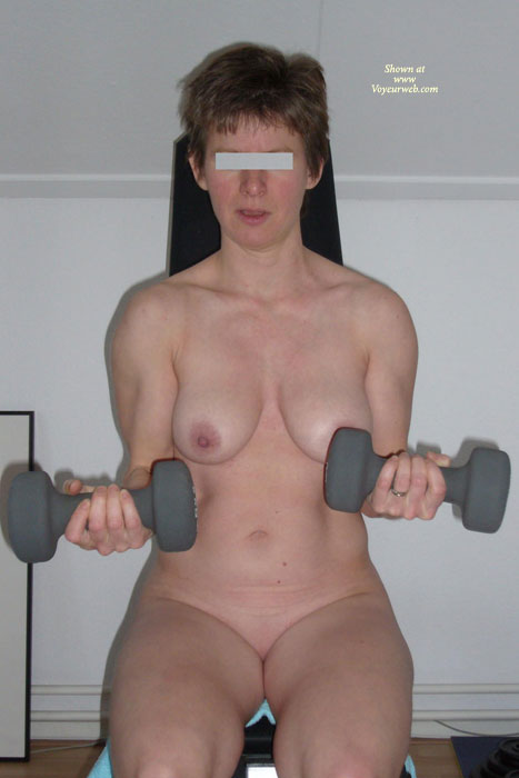 Not meant Voyeur pictures girl working out are not