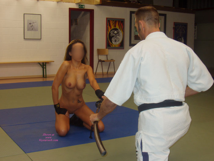 Pic #1 Lucky Guy: Kung Fu Lesson