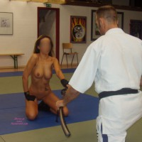 Lucky Guy: Kung Fu Lesson