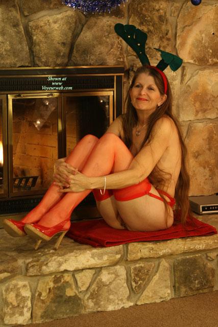 Pic #1 Dede's Naughty Christmas Pix