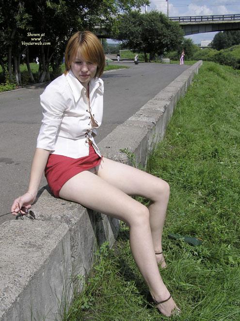 Pic #1 Siberienne, La Jupe Rouge