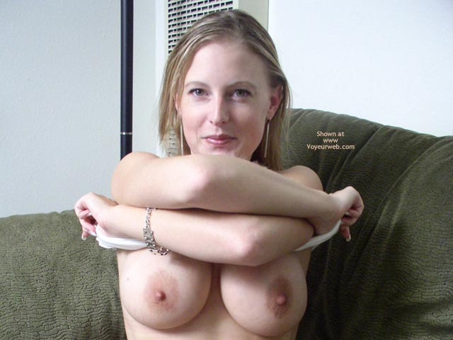 Topless Facial - Milf, Top, Topless, Undressing , Topless Facial, Undressing, Milf, Nude Globes, Undressing White Top, Firm Melons