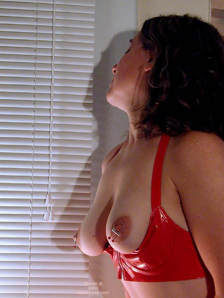 Pic #1 OH Wife - Thick Nipples and Jewelry Pt. 2