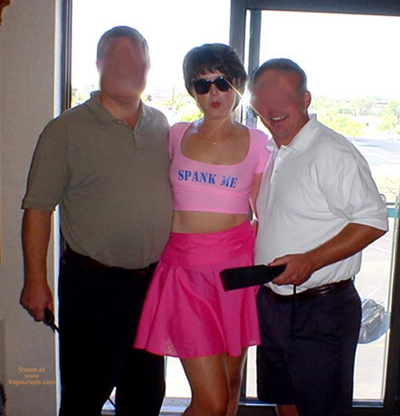 Pic #1 Midwest Cindy  Showing Pink To Her Fans