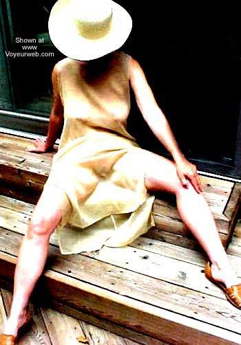 Pic #1 Erotic Fashion in Public 50+