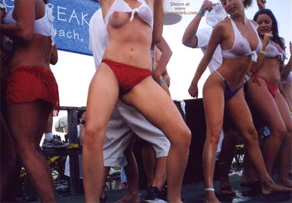 Pic #1 Spring Break - Daytona Beach