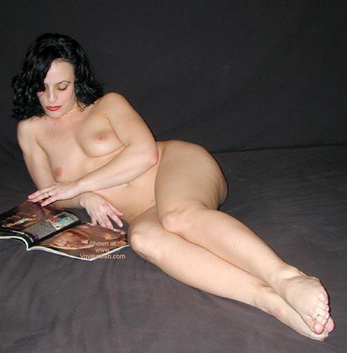 Pic #1 Bi-Curious Wife Fantasizing