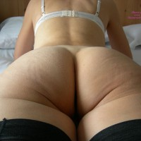 My Pretty 40inch Ass , These Pics Have Been Taken During My Last Ski's Holiday In The North Italy. Do You Like My 40inch Ass?