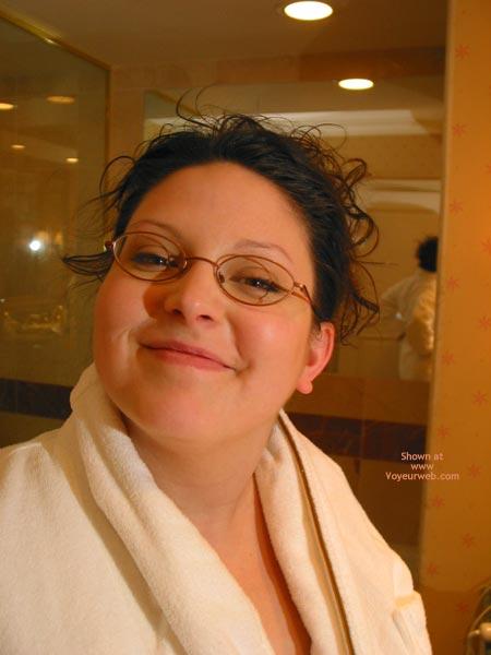 Pic #1 Kassy Takes A Bubble Bath