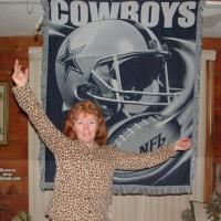 Fidgett S A Cowgirl