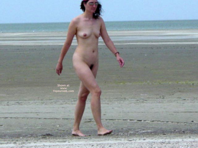 Pic #1 My Wife At The Beach
