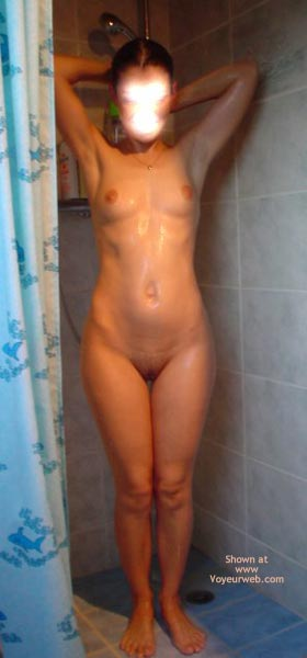 Pic #1 My Wife Shower Shot
