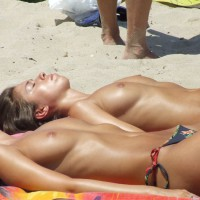 Natural Tits At The Beach - Natural Tits, Perky Tits, Small Tits, Topless Beach, Topless, Beach Tits, Beach Voyeur , Two At A Time, Tight Tanned Body, Topless Sunbathing, Small Perky Tits, Lying On The Beach, Two Women