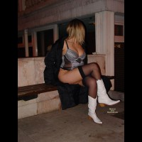 Sexy Corset , Other Nigth Carla Walking, She Search Your Night Fantasy