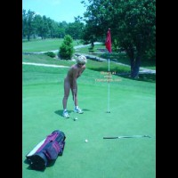 Cindylo At The Golf Course