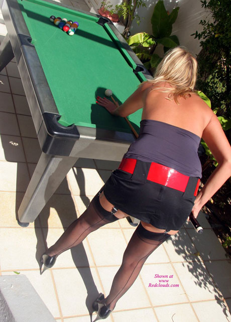 Pic #1Becca - Pool Player