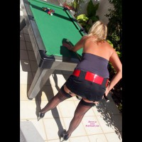 Becca - Pool Player
