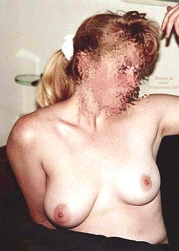 Pic #1 Sexy Blonde First Time
