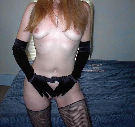 Pic #1 HBJ Fishnet Stockings