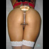 Tight Ass With A Glass , Peekaboo Pussy Shot, Crystal Pussy Symmetry, White Lace Top Thigh High Stockings, Cup Holder, Wine Glass Ass, Wine Glass In Ass Checks, Red Top, Wine Glass Balanced On Butt, Hour Glass Ass, Ass Glass And Pussy, Shocking Tops, Wine Glass Pussy