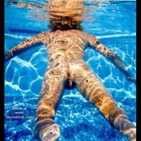 Dianna Underwater 1