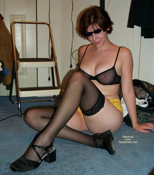 Pic #1 Kitty Kim Gets Punished!