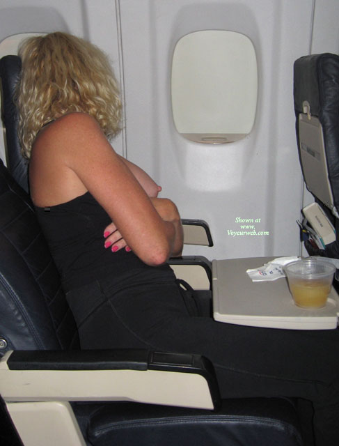 Naughty airaplane
