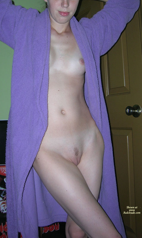 Pic #1Silly Purple Robe Set
