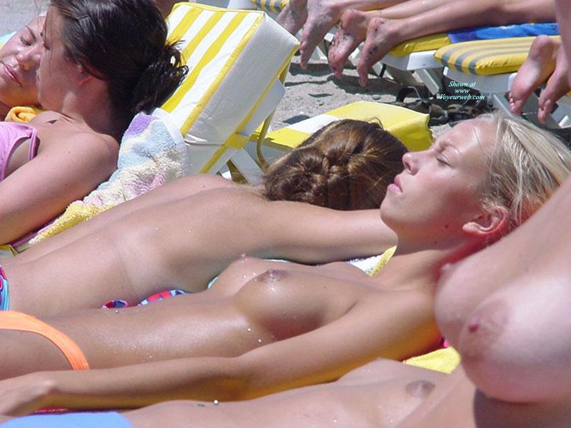 Candid Tits On The Beach - Topless Beach, Topless, Beach Tits, Beach Voyeur , Multiple Topless Women, Topless Girls On The Beach, Topless Sunbathing Girl, Topless Sunbathing, Cute Topless Girl