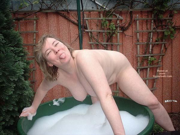 Pic #1 Sexy Tina's Bath Time Fun 1