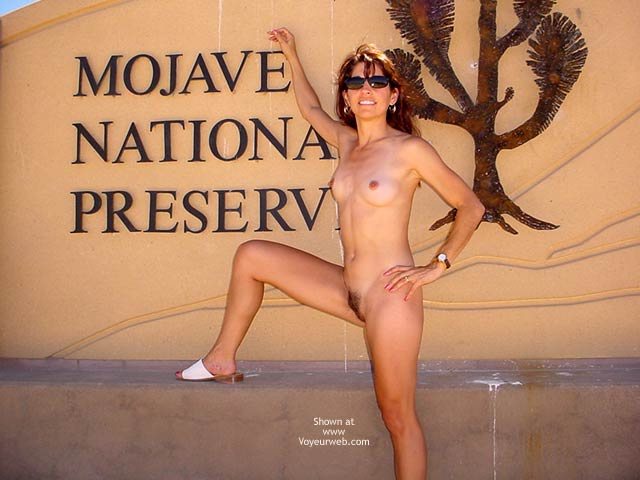 Place Sign - Full Nude, Small Tits , Place Sign, Fully Naked, Preserve The Nature, Small Titties