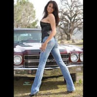 Brandie - Give Me Classic Muscle