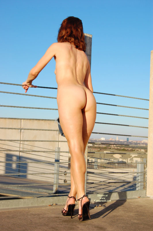 Nude Milf Ass And Legs In High Heels - Heels, Milf, Red Hair, Naked Girl, Nude Amateur , Outdoor Full Body Shot, Nude Parking Garage, Nude Outdoors, Black Ankle Strap Stiletto Heels, Urban Landscape, Nude In Heels, Naked Outdoors, Redhead, Stand On Heels, Sharp Heels, Muscular Legs