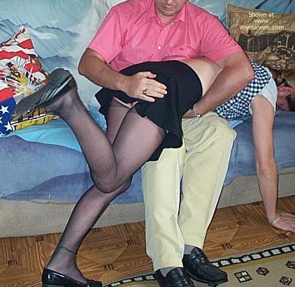 Pic #1 Spanking Monica