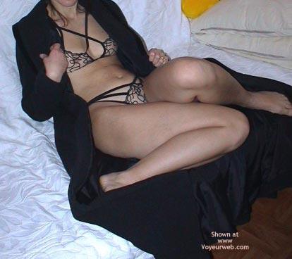 Pic #1 Sandra Petite Alsacienne 1ere Fois
