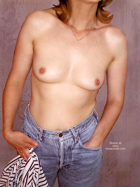 Pic #1 Elodie's Tits 38 yo