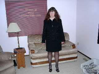 Pic #1 Misti In Black