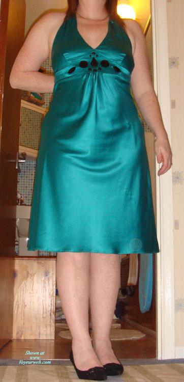 Emerald Green , Just Got Myself A New Dress