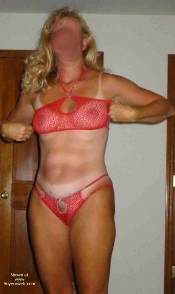 Pic #1 Tammy In Red