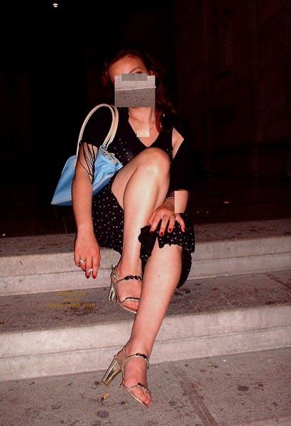 Pic #1 No Panties