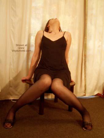 Pic #1 Sexy Girlfriend's Striptease!