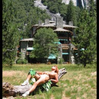 *NP Jeanne at The Ahwahnee