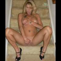 Nude In High Heels Sitting On Stairs - Big Tits, Blonde Hair, Heels, Milf, Spread Legs, Naked Girl, Nude Amateur, Nude Wife , Total Nude On Stairs, Nude Milf, Hard Body Milf, Nude Wife On Black High Heels, Pierced Blonde In Heels, Erected Nipple, Pierced Nippples, Legs Spread Pussy Covered, Blonde With Big Tits, Naked Wife Posing On Stairs, Naked Blond On Stairs, Sexy Shoes