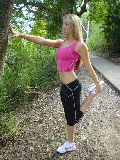 Pic #1 *Wo Aussiejewel'S Sexy Workout