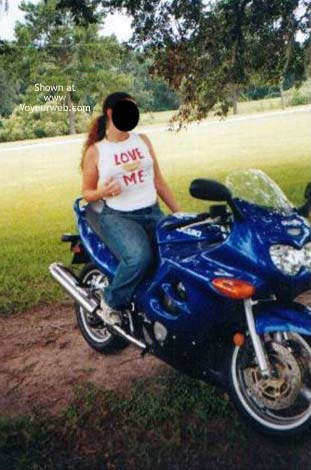 Pic #1 D On My Motorcyle