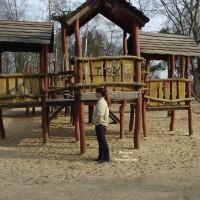 Anja At Playground